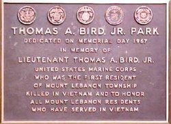 Lieut Thomas Arnold Bird, Jr