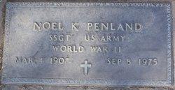 Noel K Penland