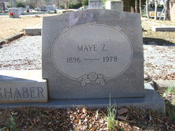 Maye <i>Zobel</i> Puckhaber
