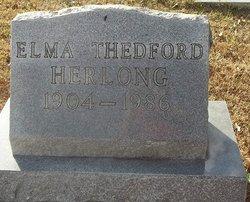 Elma <i>Thedford</i> Herlong