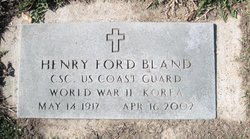 Henry Ford Bland