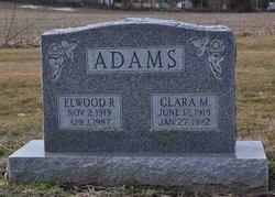 Clara M. Adams