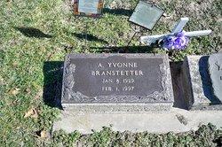 Alma Yvonne <i>Moore</i> Branstetter