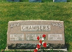 Dorcas Marie Chambers