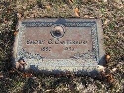 Emory G. Canterbury