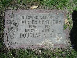 Doreen <i>Henthorn</i> Arnold