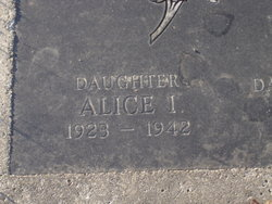 Alice Ivy McConnell