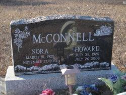 Nora A <i>McGillvray</i> McConnell