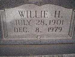 Willie H. Ertner