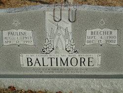Pauline Baltimore
