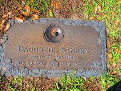 Daughtie Kingry