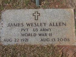 James Wesley Allen