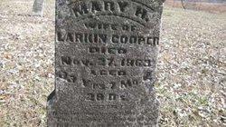 Mary Helen <i>Cottingham</i> Cooper
