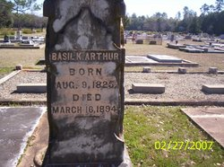 Basil K Arthur