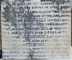 Corp Royal S. Augustus