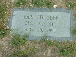 Carl Ethridge