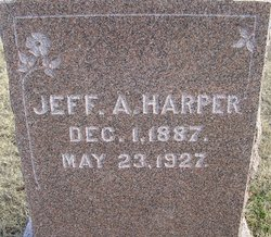 Jeff A Harper