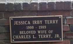 Jessica <i>Irby</i> Terry
