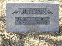 Eugene Branson Duncan