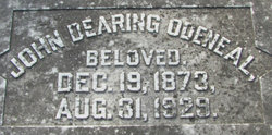 John Dearing Odeneal