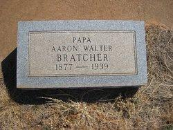 Aaron Walter Bratcher