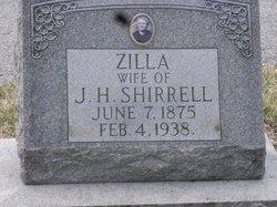 Zilla Shirrell