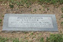 Phillip John Swanger