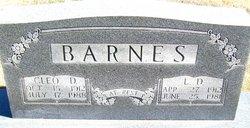 L. D. Barnes