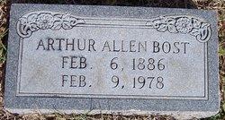 Arthur Allen Bost
