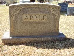 Annie Priscilla <i>Pearson</i> Apple
