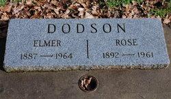 Elmer Dodson