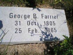 George Baxter Farrier