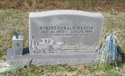 Robert Gerald Baxter