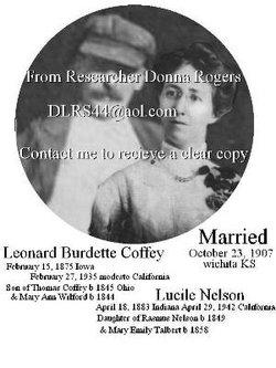 Lucile <i>Nelson</i> Coffey