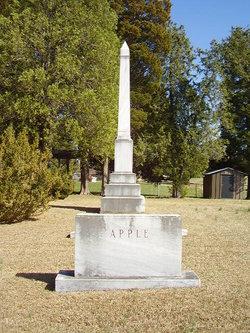 Margaret Elizabeth <i>Apple</i> Sharpe