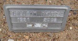 Lillian Carolyn <i>Schmidt</i> Ahlgrim
