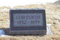 Lehi Curtis