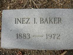 Inez I. Baker
