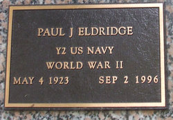 Paul J. Bud Eldredge