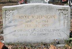 Maxie W Jernigan
