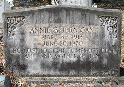 Annie B Jernigan
