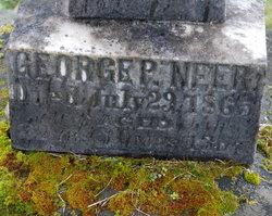 George P Neer