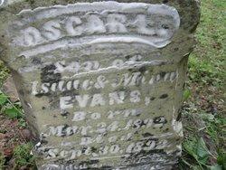 Oscar L Evans