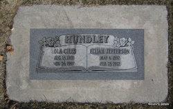 Lola <i>Giles</i> Hundley