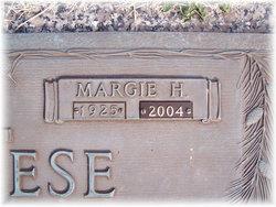 Margie Helen <i>Ensley</i> DeWeese