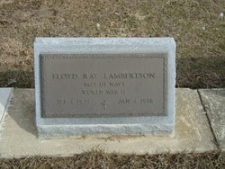 Floyd Ray Lambertson