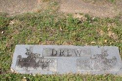 Waddy Thompson Drew