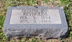 Georgia Ann <i>Hambrick</i> Reynolds