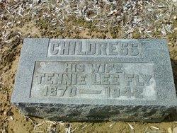 Tennie Lee <i>Fly</i> Childress