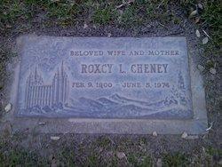 Roxcy Lula <i>Jeppson</i> Cheney